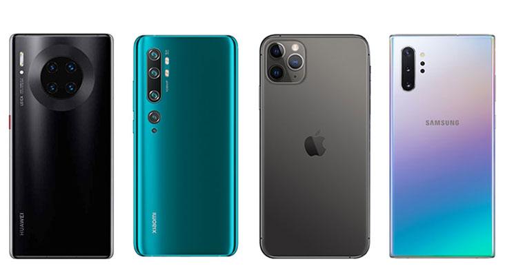 DXOMARK เผยอันดับกล้องสมาร์ทโฟนดีที่สุดในปี 2019