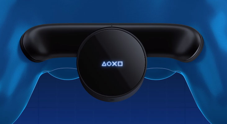 Sony เปิดตัว DualShock 4 Back Button เพิ่มปุ่มหลัง 2 ปุ่ม ให้อุปกรณ์เสริมจอย PlayStation 4