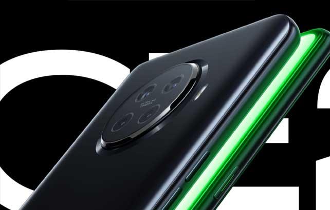 เปิดตัว Oppo Ace2 มาพร้อมชิป Snapdragon 865 , กล้อง 4 ตัว และการชาร์จไร้สาย 40W