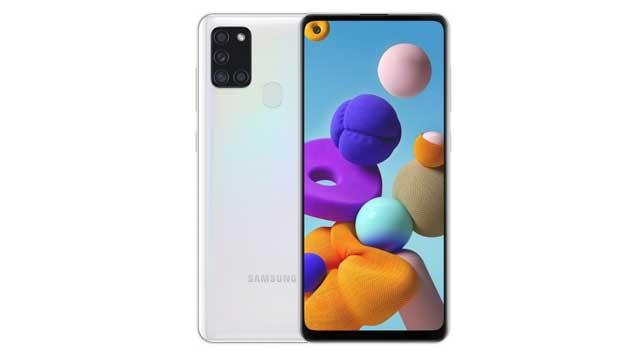 หลุด!! รายละเอียดและสเปกของ Samsung Galaxy A21s พร้อมเผยราคา