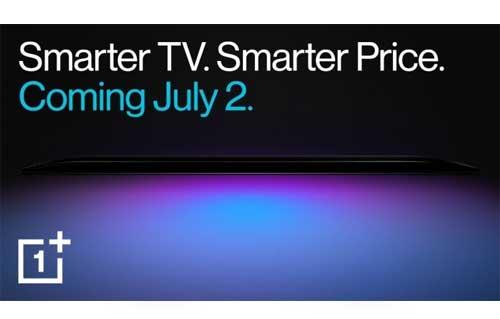 OnePlus จะประกาศเปิดตัว Smart TV ราคาถูก ในวันที่ 2 กรกฎาคม 2020 นี้