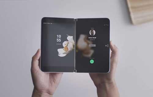 Microsoft Surface Duo อาจจะเปิดตัวก่อนกำหนด เร็วที่สุดในเดือนกรกฎาคม 2020 นี้