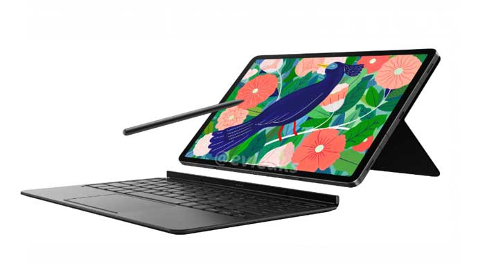 เปิดตัว Samsung Galaxy Tab S7 และ Samsung Galaxy Tab S7+ อย่างเป็นทางการ มาพร้อมหน้าจอ 120Hz , ซิปเซ็ต Snapdragon 865 + และรองรับปากกา S Pen
