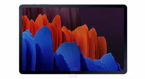 หลุด!! รายละเอียดสเปกของ Samsung Galaxy Tab S7 และSamsung Galaxy Tab S7+ แท็บเล็ตเรือธงรุ่นแรกที่มาพร้อมจอ 120 Hz และชิปเซ็ต Snapdragon S865 +