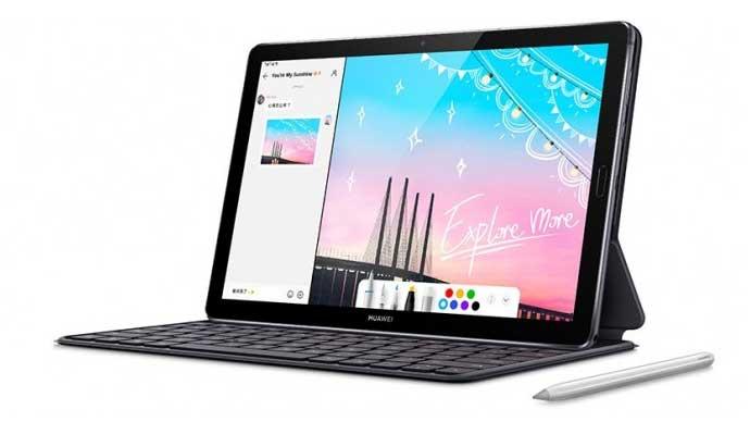 Huawei เปิดตัว MatePad 10.8 นิ้ว , Enjoy 2 tablets , TalkBand B6 และ Children Watch 4X