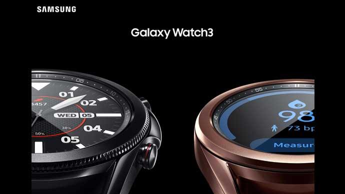 เปิดตัว Samsung Galaxy Watch 3 อย่างเป็นทางการ พร้อมเผยรายละเอียดสเปก , ราคา และวันวางจำหน่าย