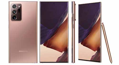 Samsung Galaxy Note 20 Ultra ได้คะแนนทดสอบประสิทธิภาพกล้องจาก DxOMark รวม 121 คะแนน