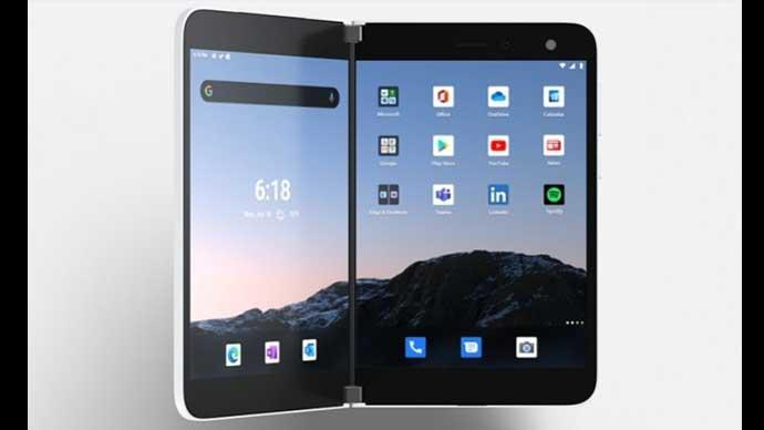 Microsoft Surface Duo เปิดให้สั่งจองล่วงหน้าแล้ว โดยจะวางจำหน่ายในวันที่ 10 กันยายน 2020 นี้ ราคาเริ่มต้นที่ 1,399 ดอลลาร์สหรัฐฯ