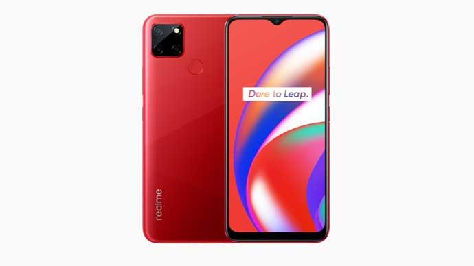 เปิดตัวสมาร์ทโฟน Realme C12 มาพร้อมแบตเตอรี่ขนาดใหญ่ 6,000 mAh , ชิปเซ็ต Helio G35 และกล้องหลัง 3 ตัว ในราคาประหยัด สบายกระเป๋า