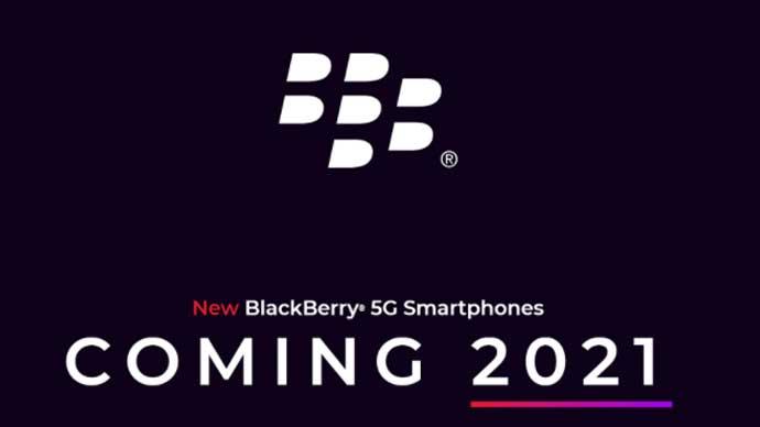 BlackBerry รุ่นใหม่ จะกลับมาพร้อมรองรับการเชื่อมต่อเครือข่าย 5G และมีแป้นพิมพ์เหมือนเดิม ในปีหน้า 2021