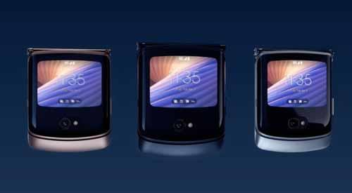 เปิดตัว Motorola Razr (5G) อย่างเป็นทางการ มาพร้อมชิปเซ็ต Snapdragon 765G , กล้อง 48 MP ในราคาราวๆ 43,900 บาท