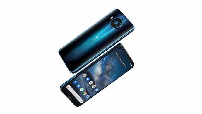 HMD Global เปิดตัว Nokia 2.4 , Nokia 3.4 และสมาร์ทโฟน 5G รุ่นแรกของแบรนด์ Nokia 8.3 (5G) วางจำหน่ายทั่วโลก