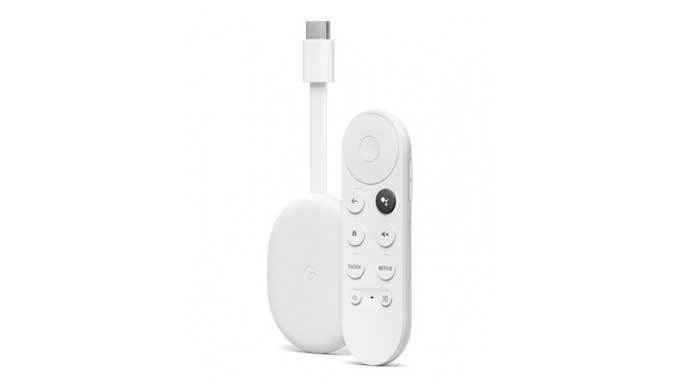 Google เปิดตัว Chromecast with Google TV (Chromecast  รุ่นใหม่ที่รันบน Android TV) ในราคาไม่ถึง 2,000 บาท