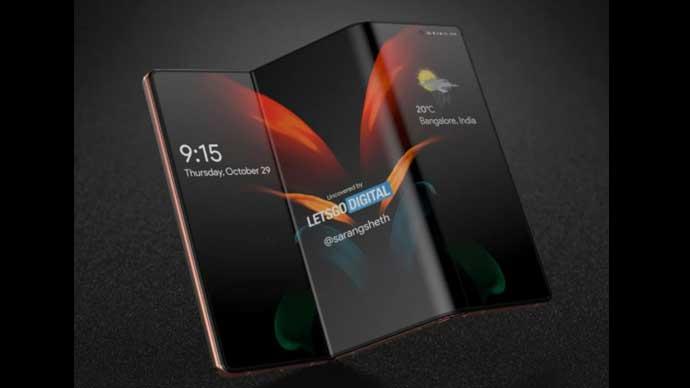 หลุด!! ภาพของ Samsung Galaxy Z Fold 3 ที่อาจมาพร้อมกับ Keyboard Slide แบบเลื่อนได้ ไม่ซ้ำใคร