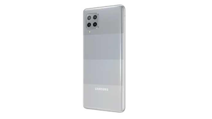 เปิดตัว Samsung Galaxy A42 สมาร์ทโฟน 5G