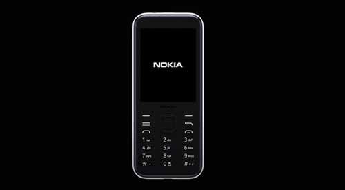 เปิดตัว Nokia 8000 (4G) ฟีเจอร์โฟนรุ่นใหม่ มือถือปุ่มกดในตำนาน มาพร้อมการเชื่อมต่อเครือข่าย 4G , WiFi Hotspot , Facebook , WhatApp และ YouTube