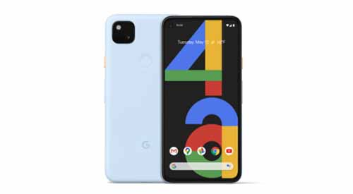 Google เปิดตัว Google Pixel 4a สีใหม่ สีฟ้า Barely Blue มาพร้อมกับโปรโมชั่น Black Friday ลดราคาลงถึง 50 ดอลล่าร์ ใน Google Store