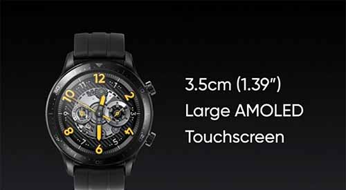Realme เปิดตัวสมาร์ทวอทช์ Realme Watch S Pro , Realme Watch S Master Edition และหูฟังไร้สาย Realme Buds Air Pro Master Edition อย่างป็นทางการในประเทศอินเดีย