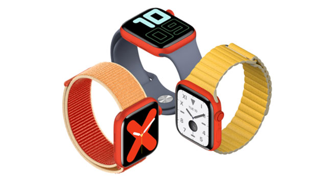 ฮือฮา !! Apple Watch Series 5 สีแดง อาจเตรียมเปิดตัวในปี 2020 นี้