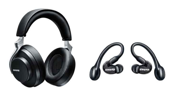 AONIC 50 และ AONIC 215 หูฟังไร้สายรุ่นใหม่จาก Shure