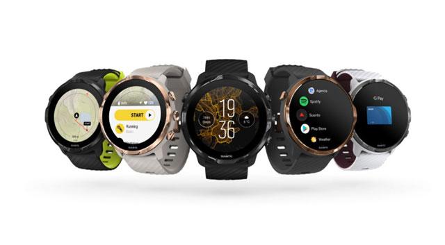 เปิดตัว สมาร์ทวอทช์ Suunto 7 รันด้วย Wear OS ของ Google มาพร้อมแผนที่แบบ Offline