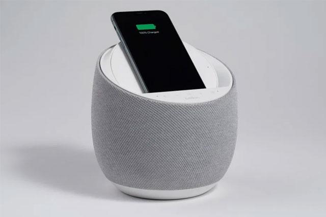 เปิดตัวลำโพง Soundform Elite Hi-Fi Smart Speaker รุ่นใหม่ของ Belkin มาพร้อมแท่นชาร์จไร้สาย