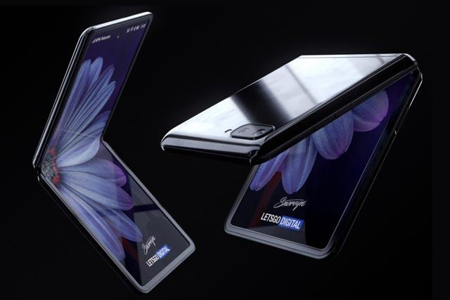 ลือ!! Samsung Galaxy Z Flip (5G) อาจจะมีสีใหม่ สีน้ำตาล Browne