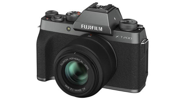 Fujifilm เปิดตัว X-T200 กล้อง Mirrorless มีน้ำหนักเบาขึ้น เร็วขึ้น