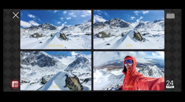 DoubleTake แอปใหม่ของ FiLMiC โปรแกรมถ่ายวิดีโอจากกล้องพร้อมกัน 4 ตัว (มีคลิป)