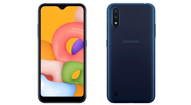 Samsung ประกาศเปิดตัว Galaxy A01 วางจำหน่ายแล้วในเวียดนาม พร้อมชิปเซต Snapdragon 439