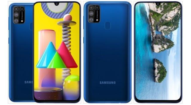 Samsung Galaxy M31 มาพร้อมกล้องหลัง 64 MP , แบตเตอรี่ 6,000 mAh จะเปิดตัวในวันที่ 25 กุมภาพันธ์ 2020 นี้