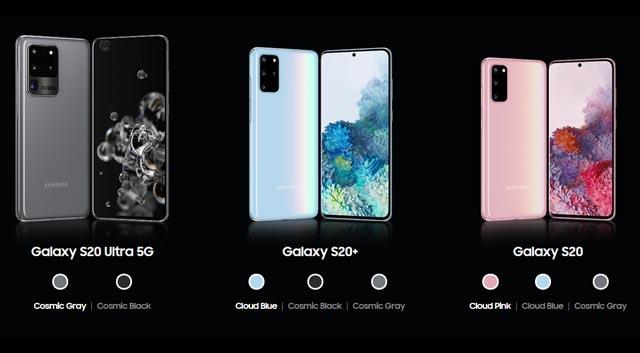 คลิปทดสอบ Drop Test ของ Samsung Galaxy S20 Ultra สมาร์ทโฟนระดับพรีเมี่ยม (มีคลิป)