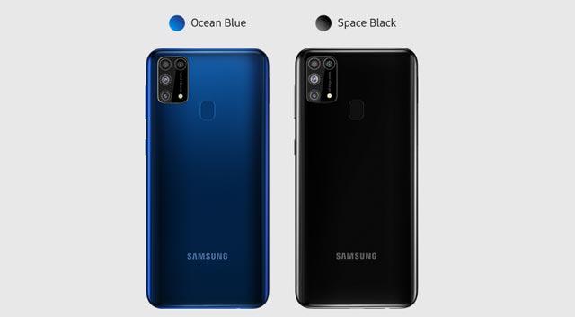 Samsung เปิดตัว Galaxy M31 อย่างเป็นทางการ มาพร้อมกล้องหลัง 4 ตัว , แบตเตอรี่ 6,000 mAh และ Android 10