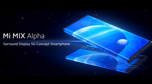 ชมคลิปวิดีโอแรกของ Xiaomi Mi MIX Alpha จอแสดงผลรอบตัวเครื่องเกือบ 360 องศา