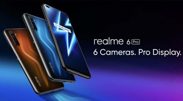 เปิดตัว Realme 6 และ Realme 6 Pro อย่างเป็นทางการ มาพร้อมกล้อง 64MP , ชาร์จไว 30W และหน้าจอ 90Hz