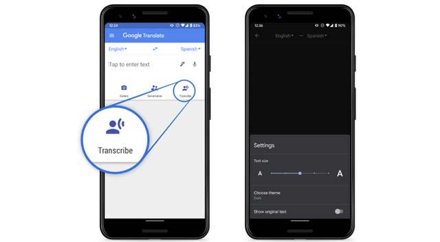 Google Translate ปล่อยฟีเจอร์ใหม่ แปลภาษาแบบ Real-time