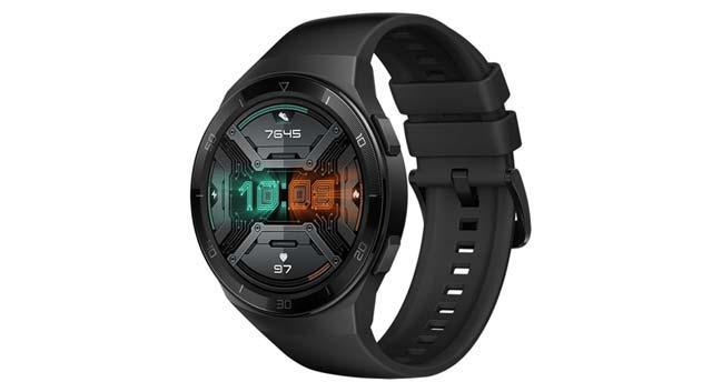 เผยภาพเรนเดอร์ Huawei Watch GT 2e สมาร์ตวอตช์รุ่นใหม่ มาพร้อมแบตเตอรี่นานถึง 14 วัน