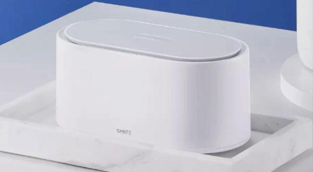 Xiaomi วางจำหน่าย SMATE White UV LED Light Drying Sterilizer อุปกรณ์ฆ่าเชื้อแบคทีเรียด้วยรังสี UV