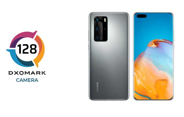 เผยคะแนนกล้องของ Huawei P40 Pro ติดอันดับสูงสุดในการทดสอบของ DXOMark