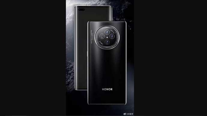 เผย!! ภาพเรนเดอร์ของสมาร์ทโฟน Honor V40 โชว์ให้เห็นดีไซน์กล้องหลังที่เหมือนหน้าปัดนาฬิกา พร้อมเผยสเปกและราคา คาดเตรียมเปิดตัวในเร็วๆนี้