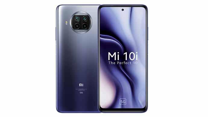เปิดตัวสมาร์ทโฟน Xiaomi Mi 10i (5G) มาพร้อมชิปเซ็ต Snapdragon 750G , จอ LCD (120Hz) และกล้องความละเอียดสูงถึง 108MP