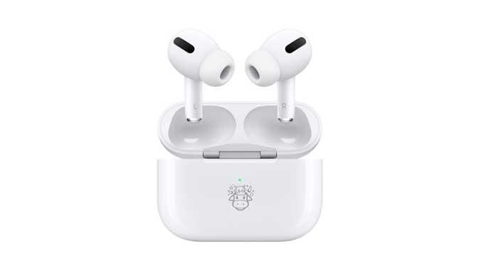 Apple ฉลองตรุษจีนเปิดตัวและจำหน่าย AirPods Pro รุ่น Limited Edition พร้อมต้อนรับปีฉลู