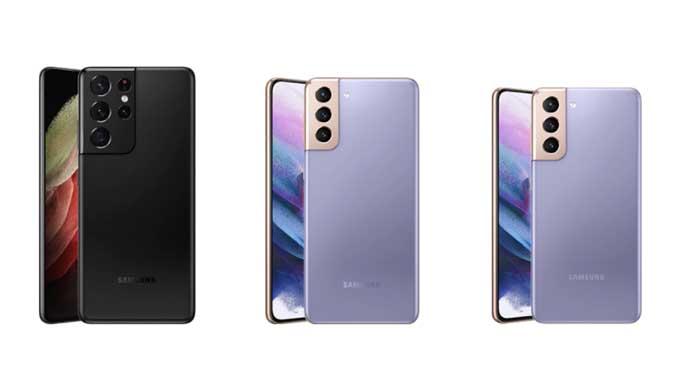 เปิดตัว Samsung Galaxy S21 Series อย่างเป็นทางการ รองรับ 5G ทุกรุ่น พร้อมเผยราคาในประเทศไทย เริ่มต้นเพียง 27,900 บาท