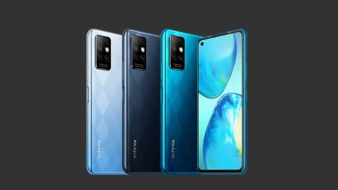 เปิดตัวสมาร์ทโฟน Infinix NOTE 8i ในประเทศไทย มาพร้อมหน้าจอ Infinity-O ขนาด6.78 นิ้ว ,ชิปเซ็ต Media Tek Helio G80 , กล้องหลัง 48MP ในราคาไม่ถึง 4,000 บาท