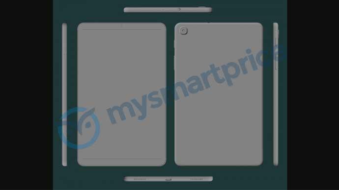 เผย!! ภาพเรนเดอร์คร่าวๆของแท็บเล็ตรุ่นใหม่ Samsung Galaxy Tab A ขนาด 8.4 (2021) โชว์ดีไซน์ตัวเครื่องรอบด้าน มาพร้อม USB-C และอื่นๆ