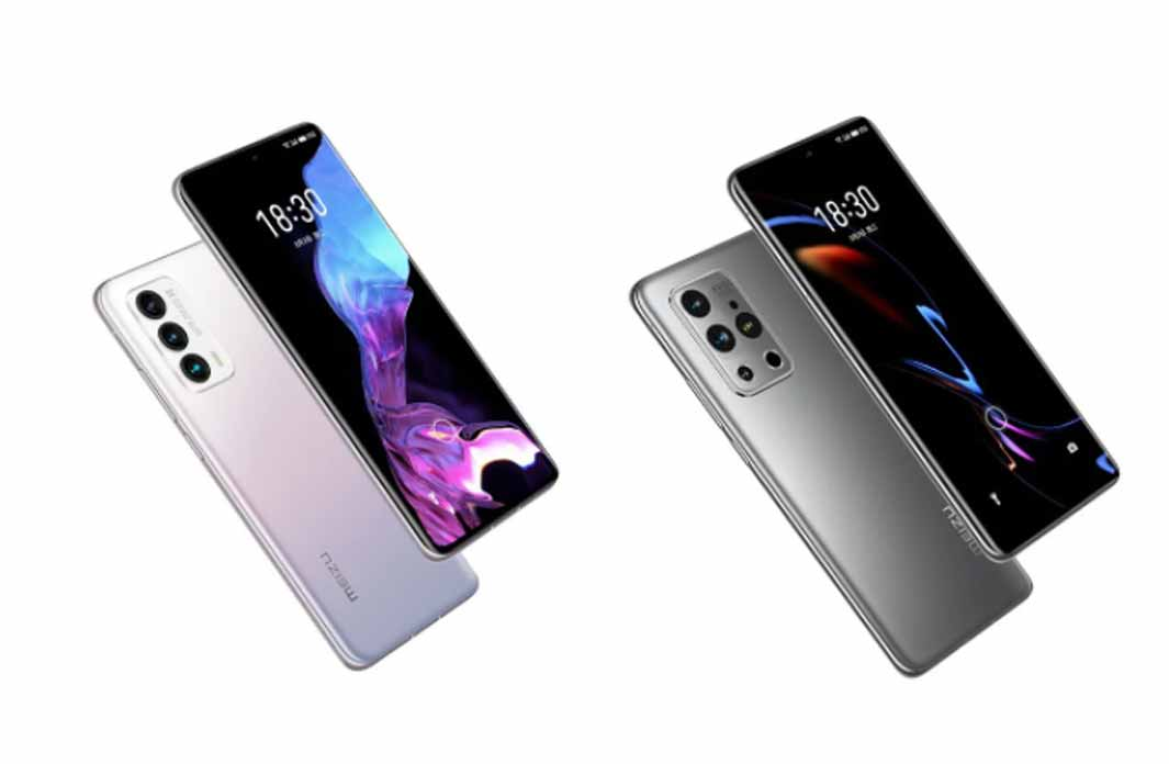 เปิดตัว Meizu 18 และ Meizu 18 Pro อย่างเป็นทางการในประเทศจีน มาพร้อมชิปเซ็ต Snapdragon 888 และหน้าจอแสดงผล 120Hz