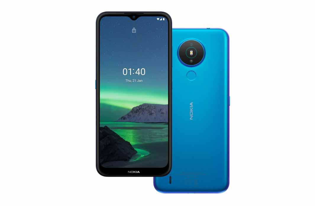 HMD Global เปิดตัวสมาร์ทโฟน Nokia 1.4 ในราคาประหยัดเพียง 2,690 บาท