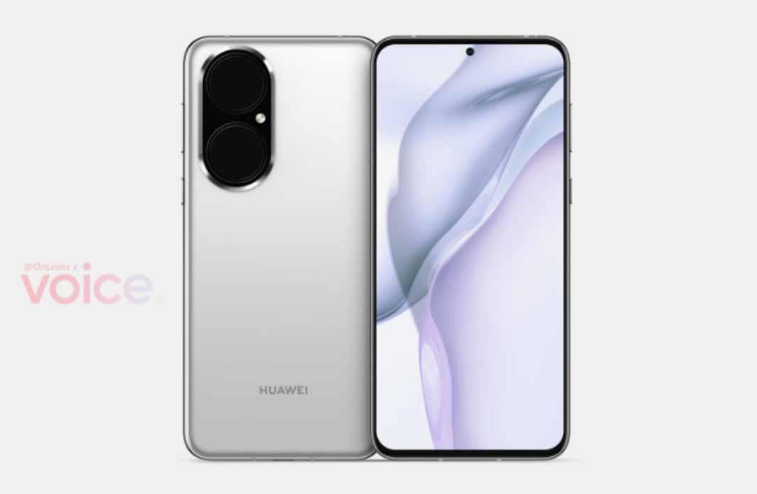 หลุด!! ภาพเรนเดอร์ของสมาร์ทโฟนเรือธง Huawei P50 รุ่นเริ่มต้น ดีไซน์ระดับพรีเมี่ยม , จอแบน และกล้องหลังขนาดใหญ่ยักษ์เหมือนรุ่น Pro