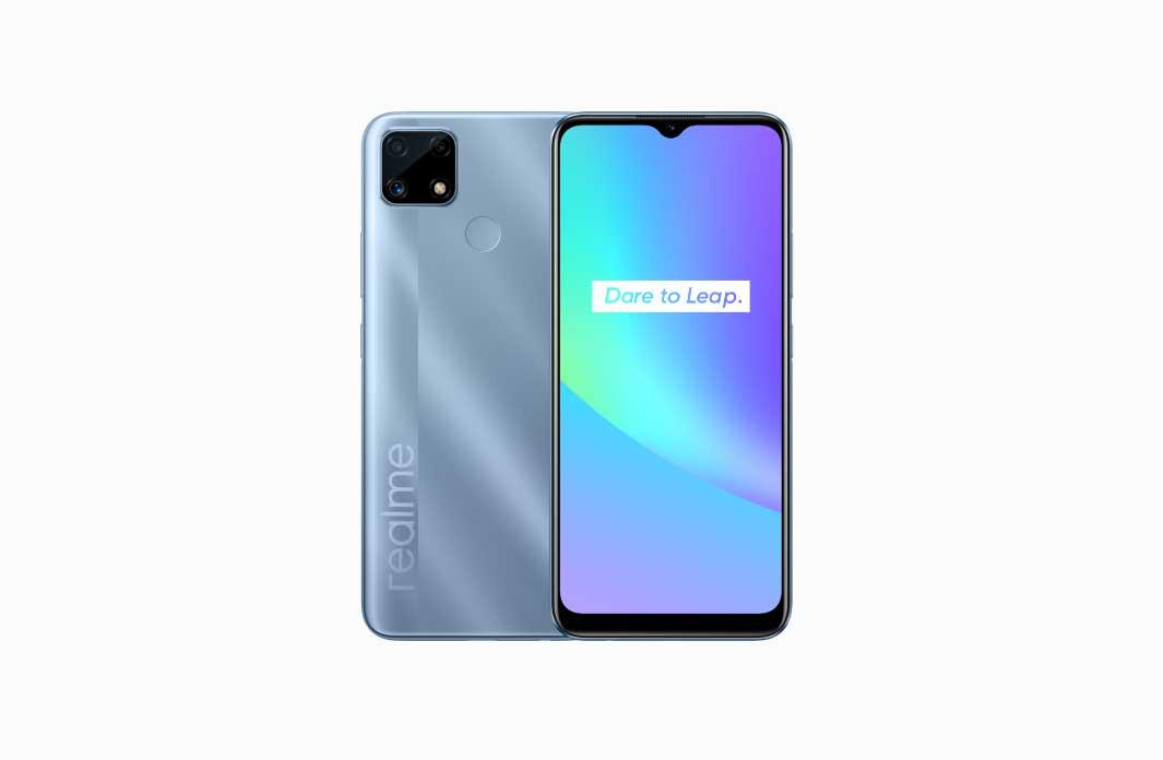 Realme เปิดตัวสมาร์ทโฟน Realme C21 และ Realme C25 อย่างเป็นทางการในประเทศไทย มาพร้อมแบตเตอรี่สุดอึด ในราคาประหยัดเริ่มต้นเพียง 4,299 บาท