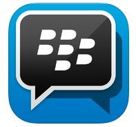 BlackBerry Messenger แอพพลิเคชั่นคุยแชทสุดเพลิน